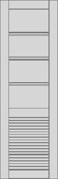 Contoh Model Kode FD 23 Pintu Garasi / Pintu Ruko | Pintu ...